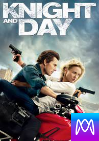 Knight and Day - Vudu HD or iTunes HD via MA (Digital Code)