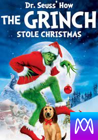 Dr. Seuss' How The Grinch Stole Christmas - Vudu HD (Digital Code)