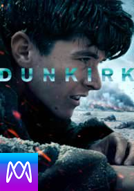 Dunkirk - Vudu HD or iTunes via MA (Digital Code