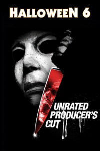 Halloween 6: The Curse of Michael Myers: Unrated Producer's Cut - Vudu HD (Digital Code)
