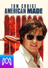 American Made - Vudu HD or iTunes HD via MA (Digital Code)