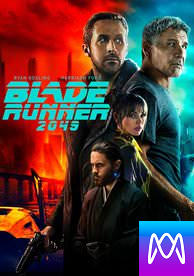 Blade Runner 2049 - Vudu HD or iTunes HD via MA (Digital Code)