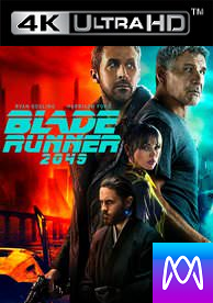 Blade Runner 2049 - Vudu HD4K / UHD (Digital Code) - Please Read Description