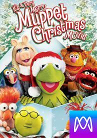 It's A Very Merry Muppet Christmas Movie - Vudu HD (Digital Code)