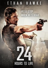 24 Hours to Live - Vudu HD (Digital Code)