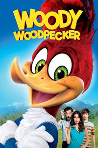 Woody Woodpecker - Vudu HD or iTunes HD via MA (Digital Code)