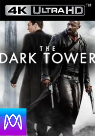 Dark Tower - HD4K/UHD or iTunes 4K via MA (Digital Code)