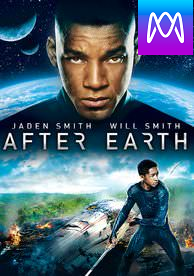 After Earth - Vudu HD or iTunes HD via MA (Digital Code)