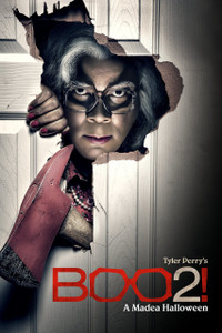 Boo 2!  A Madea Halloween - Vudu HD (Digital Code)