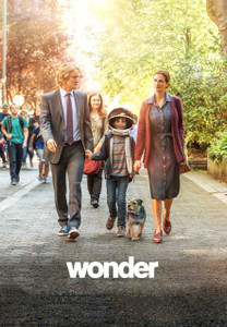 Wonder - Vudu HD (Digital Code)