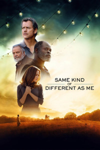 Same Kind of Different As Me - Vudu HD (Digital Code)