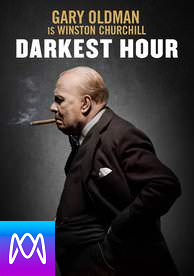 Darkest Hour - Vudu HD or iTunes HD via MA (Digital Code)