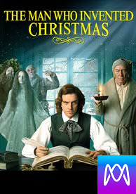 Man Who Invented Christmas - Vudu HD or iTunes HD via MA (Digital Code)