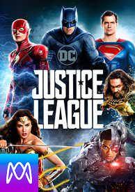 Justice League - Vudu HD or iTunes HD via MA (Digital Code)