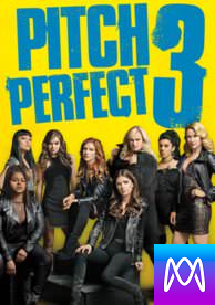 Pitch Perfect 3 - Vudu HD or iTunes HD via MA (Digital Code)