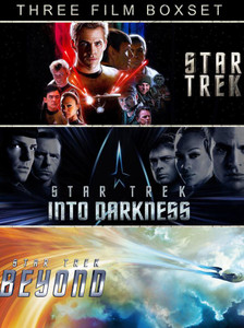 Star Trek Trilogy - iTunes HD (Digital Code)