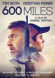 600 Miles - Vudu SD (Digital Code)