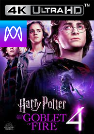 Harry Potter and the Goblet of Fire- 4K UHD (Digital Code) - Please Read Description