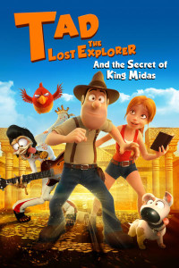 Tad The Lost Explorer And The Secret Of King Midas - Vudu HD (Digital Code)