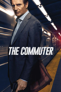 The Commuter - Vudu HD or iTunes HD (Digital Code)