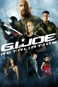G.I. Joe Retaliation - Vudu HD (Digital Code)