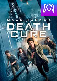 Maze Runner: The Death Cure - Vudu HD or iTunes HD Via MA (Digital Code)