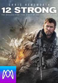 12 Strong - Vudu HD or iTunes HD via MA (Digital Code)