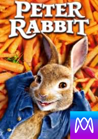 Peter Rabbit - Vudu HD or iTunes HD via MA (Digital Code)