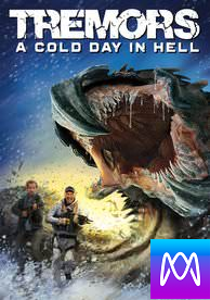 Tremors A Cold Day in Hell - Vudu HD or iTunes HD via MA (Digital Code)