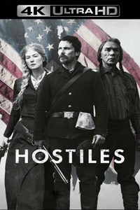 Hostiles - 4K UHD (Digital Code)