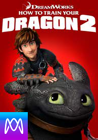 How to Train Your Dragon 2 - Vudu HD or iTunes HD (Digital Code)