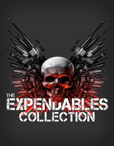 The Expendables Trilogy - Vudu HD (Digital Code)