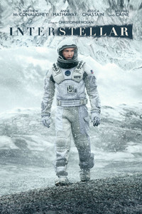 Interstellar - Vudu HD (Digital Code)