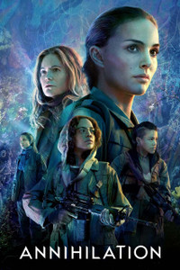 Annihilation - Vudu HD (Digital Code)