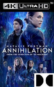 Annihilation - iTunes 4K (Digital Code)