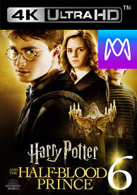 Harry Potter and the Half-Blood Prince - 4K UHD (Digital Code) - Please Read Description
