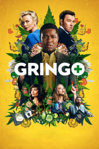 Gringo - Amazon Prime Video (Digital Code) - Please Read Description
