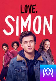 Love, Simon - Vudu HD or iTunes HD via MA (Digital Code)