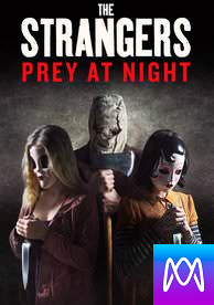Strangers Prey At Night - Vudu HD or iTunes HD via MA (Digital Code)