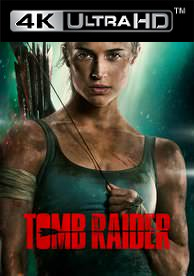 Tomb Raider - 4K UHD (Digital Code)