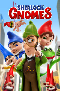 Sherlock Gnomes - Vudu HD (Digital Code)