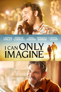 I Can Only Imagine - Vudu HD or iTunes HD (Digital Code)