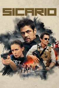 Sicario - Vudu SD (Digital Code)
