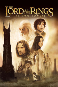The Lord of the Rings: The Two Towers - Vudu HD (Digital Code)
