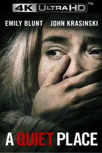 A Quiet Place - 4K UHD (Digital Code)