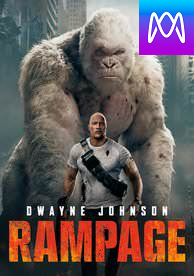Rampage - Vudu HD or iTunes HD via MA (Digital Code)