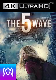 5th Wave - Vudu HD or iTunes 4K via MA (Digital Code) - Please Read Description