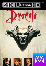 Bram Stoker's Dracula - Vudu 4K or iTunes 4K via MA (Digital Code)