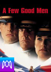 A Few Good Men - Vudu HD or iTunes HD via MA (Digital Code)