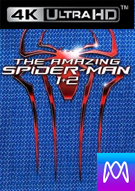 Amazing Spider-Man 1 and 2 - 4K UHD (Digital Code)